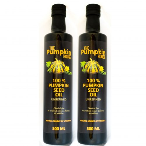 Pumpkin seed Oil Australia Package