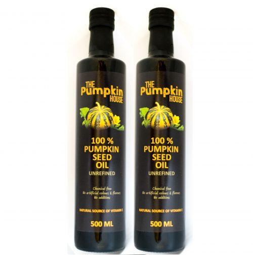 Pumpkin seed Oil Australia Package