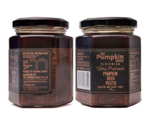 pumpkin seed pesto