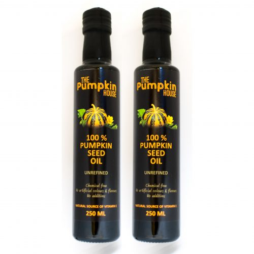 Pumpkin Seed Oil Brisbane Package